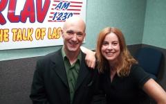 Jarrod Cash and Heather Vale Goss