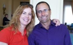 Heather Vale Goss and Alex Mandossian