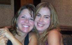 Heather Vale Goss and Zen DeBrucke