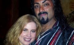 Heather Vale Goss and Antonio Restivo