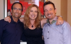 Alex Mandossian, Heather Vale Goss and Steve G Jones