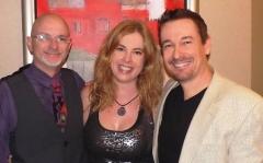 Harry Shade, Heather Vale Goss and Steve G Jones