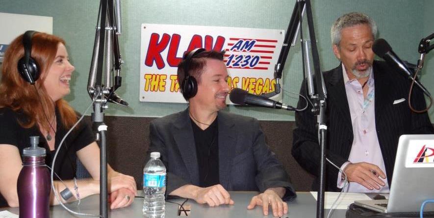 Heather Steve Paul on KLAV